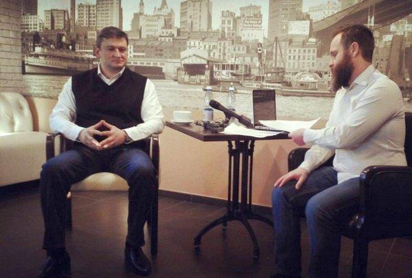 Евгений Арапов провел встречу с блогерами Оренбурга